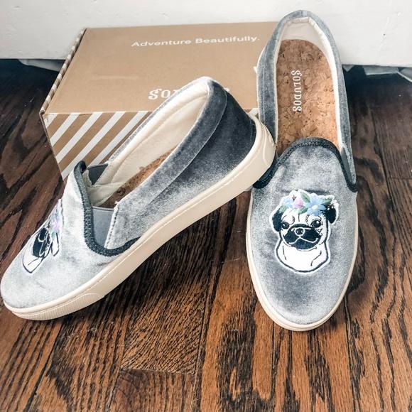 Soludos Shoes   Nib Anthropologie Pug